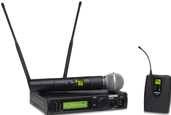 Wireless Microphone Rental Chicago