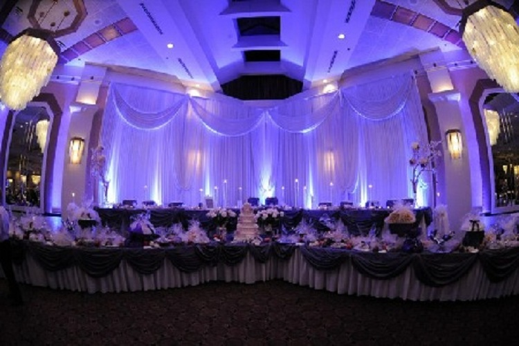 Chicago Uplighting Rental
